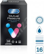 Durex Mutual Pleasure - óvszer (10db)