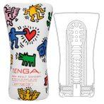TENGA Keith Haring - Soft Tube