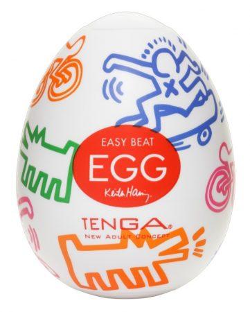 TENGA Egg Keith Haring Street (1db)