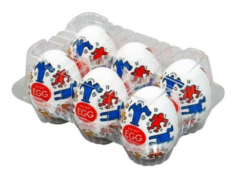 TENGA Egg Keith Haring Dance válogatás (6db)