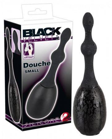 Black Velvet - intimmosó - fekete (kicsi)