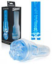 Fleshlight Turbo Thrust - szívó maszturbátor (kék)