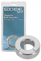 Sextreme - súlyos mágneses heregyűrű és nyújtó (341g)