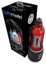 Bathmate Hydromax 7 Wide - Hydropumpa (piros)