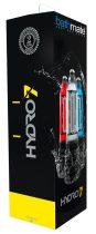 Bathmate Hydro7 - hidraulikus péniszpumpa (áttetsző)