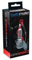 Bathmate Xtreme Hydromax 7 - Hydropumpa szett (áttetsző)