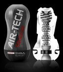TENGA Air-Tech Squeeze Strong - szívó maszturbátor (fekete)