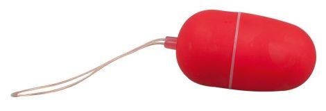 Rádiós vibrotojás - vörös (1 fokozatú)