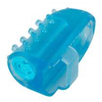 One-time - egyszeri ujj vibrátor (kék)