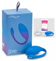 We-Vibe Jive - akkus, okos vibrotojás (kék)