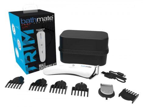 Bathmate trim Male Grooming - akkus intim borotva szett