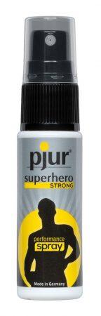 pjur Superhero STRONG - késleltető spray (20ml)