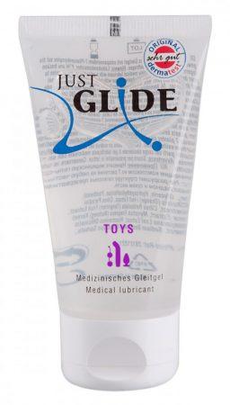 Just Glide Toy - vízbázisú síkosító (50ml)