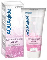 AQUAglide Stimulation - intim gél nőknek (25ml)
