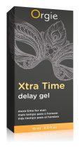 Orgie Xtra Time - ejakuláció késleltető gél férfiaknak (15ml)