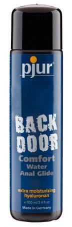 pjur BACK DOOR - vízbázisú, anál síkosító (100ml)