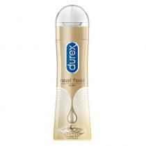 Durex Play Real Feel - szilikonos síkosító (50ml)