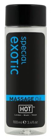 HOT masszázsolaj - speciál exotic(100ml)