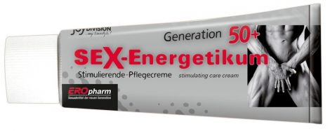 Szex Energetikum - péniszkrém (40ml)