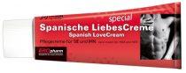 Spanyol szerelemkrém - intim krém nőknek és férfiaknak (40ml)