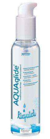 AQUAglide liquid - hosszantartó, kímélő vízbázisú síkosító (250ml)