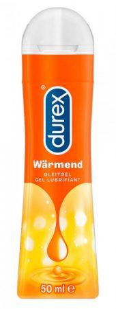 Durex Play Warming - melegítő hatású síkosító - 50ml