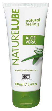 HOT NatureLube Aloe Vera - vízbázisú síkosító (100ml)