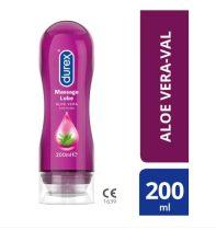Durex Play 2in1 masszázsolaj - Aloe Vera - 200ml