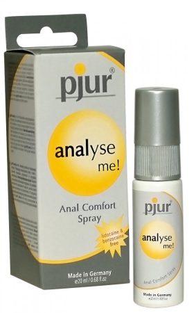 Pjur Analizálj anál síkosító spray (20ml)