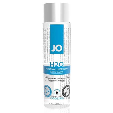 H2O vízbázisú hűsítő síkosító (120ml)