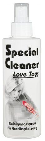 Tisztítószer szerelmi játékokhoz (200ml)