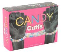Candy Cuffs - cukorka bilincs - színes (45g)