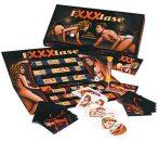 Exxxtázis - társasjáték (német nyelvű)