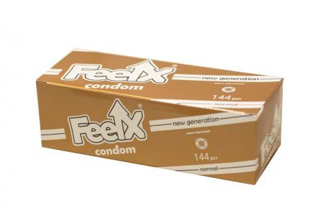 FeelX óvszer - normál (144db)