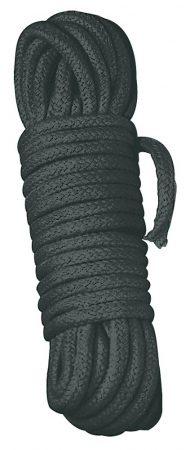 Bondage kötél - 3m (fekete)