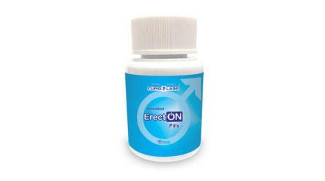 ErectOn - étrend kiegészítő kapszula férfiaknak (10db)