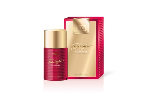 HOT Twilight - feromon parfüm nőknek (50ml) - illatos
