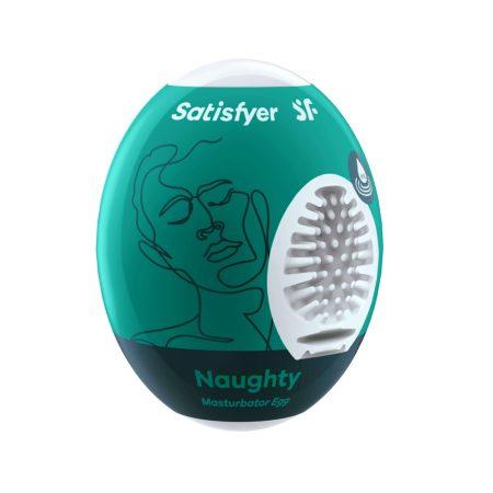 Satisfyer Egg Naughty - maszturbációs tojás (1db)