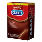 Durex Real Feel - latexmentes óvszer (16db)