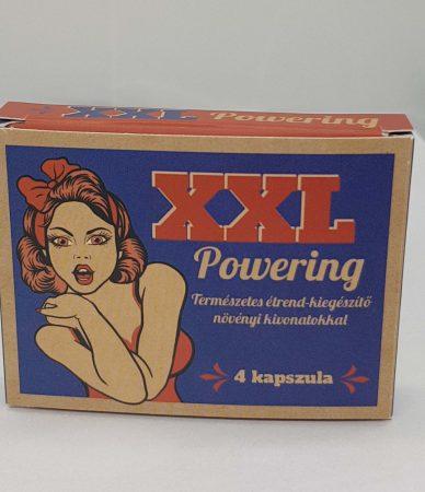 XXL Powering - term. étrendkiegészítő férfiaknak (4db)