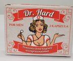 Dr. Hard for men - természetes étrendkiegészítő férfiaknak (2db)