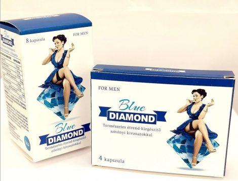 Blue Diamond For Men - term. étrend-kiegészítő növényi kivonatokkal (8db)