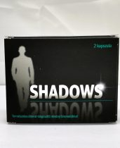 Shadows - természetes étrend-kiegészítő férfiaknak (2db)