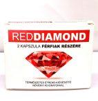 Red Diamond - természetes étrend-kiegészítő férfiaknak (2db)