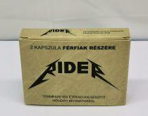 Rider - természetes étrend-kiegészítő férfiaknak (2db)