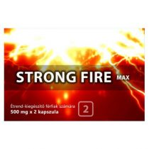 Strong Fire Max - étrendkiegészítő kapszula férfiaknak (2db)