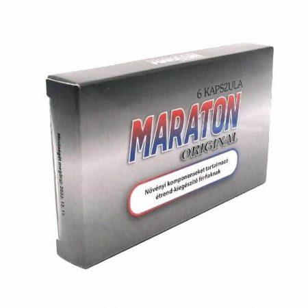 Maraton - étrendkiegészítő kapszula férfiaknak (6db)