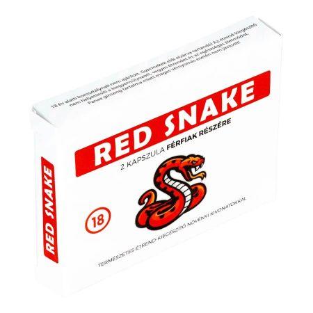 Red Snake - étrendkiegészítő kapszula férfiaknak (2db)
