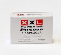 XXL powering - erős, étrend-kiegészítő kapszula férfiaknak (4db)