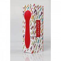 Cotoxo Lollipop - akkus rúd vibrátor (piros)